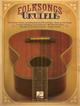 Folk Songs for Ukulele (HL-00696068)