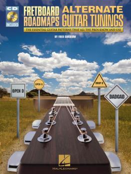 Fretboard Roadmaps - Alternate Guitar Tunings: The Essential Guitar Pa (HL-00696370)