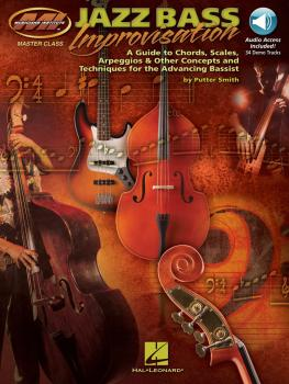 Jazz Bass Improvisation: A Guide to Chords, Scales, Arpeggios & Other  (HL-00696413)