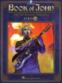 Book of John: Wicked Guitar Licks & Techniques for the Modern Shredder (HL-00696415)