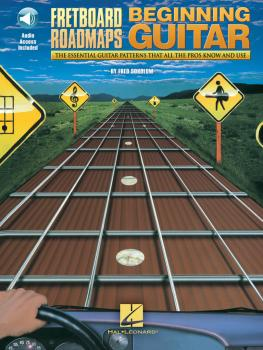 Fretboard Roadmaps for the Beginning Guitarist: The Essential Guitar P (HL-00696479)