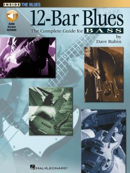 12-Bar Blues: The Complete Guide for Bass (HL-00696481)