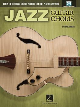 Jazz Guitar Chords: Learn the Essential Chords You Need to Start Playi (HL-00696482)
