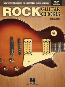 Rock Guitar Chords: Learn the Essential Chords You Need to Start Playi (HL-00696485)