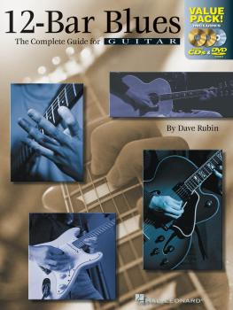12-Bar Blues - All-in-One Combo Pack (HL-00696494)
