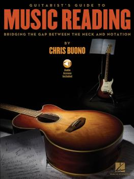 Guitarist's Guide to Music Reading: Bridging the Gap Between the Neck  (HL-00696586)