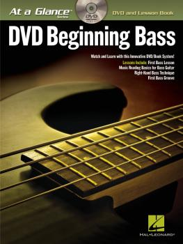 Beginning Bass - At a Glance (HL-00696648)