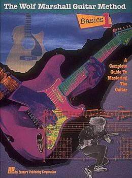 Basics 1 - The Wolf Marshall Guitar Method (HL-00697219)