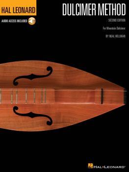 Hal Leonard Dulcimer Method - 2nd Edition (For Mountain Dulcimer) (HL-00697230)
