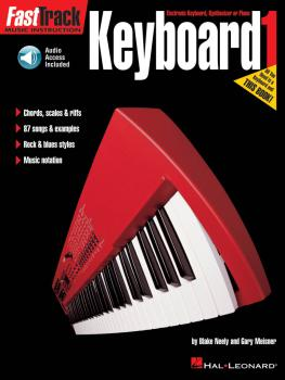 FastTrack Keyboard Method - Book 1 (HL-00697283)