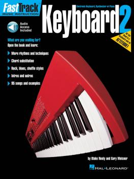 FastTrack Keyboard Method - Book 2 (HL-00697293)