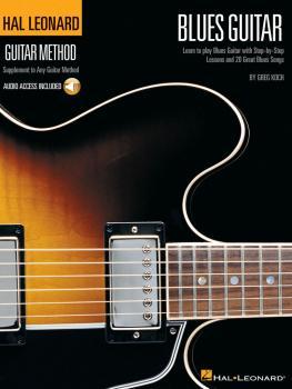 Hal Leonard Guitar Method - Blues Guitar (HL-00697326)