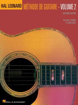 Hal Leonard Guitar Method Book 2 - 2nd Edition: French Edition - Book (HL-00697358)