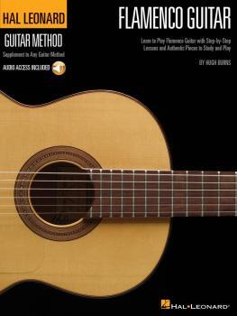 Hal Leonard Flamenco Guitar Method: Learn to Play Flamenco Guitar with (HL-00697363)