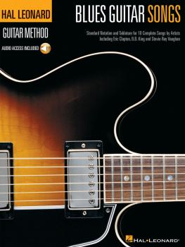 Blues Guitar Songs (HL-00697385)