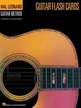 Guitar Flash Cards: Hal Leonard Guitar Method (HL-00697409)