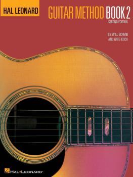 Hal Leonard Guitar Method Book 2 (Book Only) (HL-00699020)