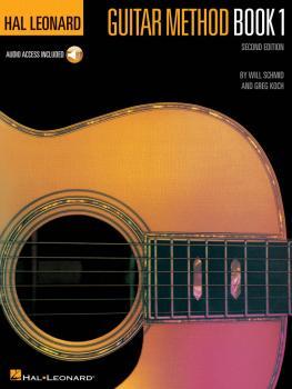 Hal Leonard Guitar Method Book 1: Book/CD/Online Audio Pack (HL-00699027)
