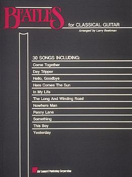 Beatles for Classical Guitar (Guitar Solo) (HL-00699073)