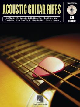Acoustic Guitar Riffs - Third Edition (HL-00699120)