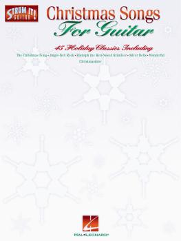 Christmas Songs for Guitar (HL-00699247)