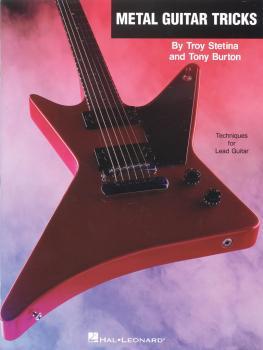 Heavy Metal Guitar Tricks (HL-00699324)