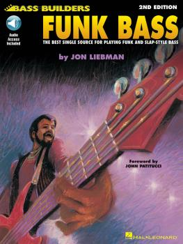 Funk Bass - 2nd Edition (Bass Builders Series) (HL-00699348)