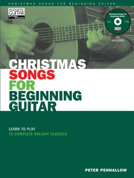 Christmas Songs for Beginning Guitar: Learn to Play 15 Complete Holida (HL-00699495)
