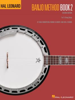 Hal Leonard Banjo Method - Book 2 (For 5-String Banjo) (HL-00699502)