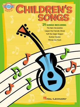 Children's Songs (Fingerstyle Guitar) (HL-00699510)