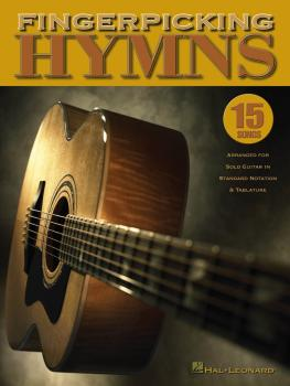 Fingerpicking Hymns (HL-00699688)