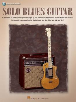Solo Blues Guitar (HL-00699719)