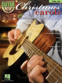 Christmas Carols: Guitar Play-Along Volume 62 (HL-00699798)
