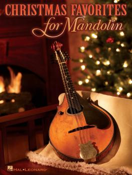 Christmas Favorites for Mandolin (HL-00699801)