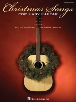 Christmas Songs for Easy Guitar (HL-00699804)