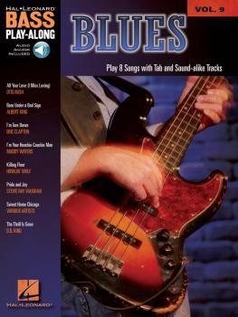 Blues: Blues Bass Play-Along Volume 9 (HL-00699817)