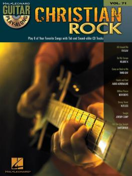 Christian Rock: Guitar Play-Along Volume 71 (HL-00699824)