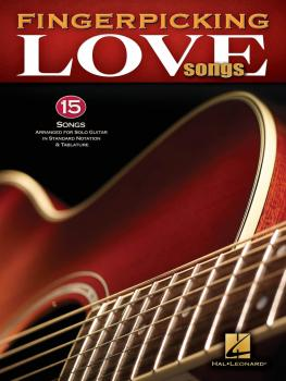 Fingerpicking Love Songs (HL-00699841)