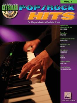 Pop/Rock Hits: Keyboard Play-Along Volume 1 (HL-00699875)