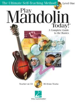 Play Mandolin Today! - Level 1: A Complete Guide to the Basics The Ult (HL-00699911)