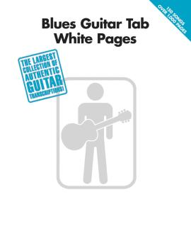 Blues Guitar Tab White Pages (HL-00700131)