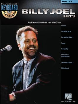 Billy Joel - Hits: Keyboard Play-Along Volume 13 (HL-00700303)