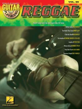 Reggae: Guitar Play-Along Volume 89 (HL-00700468)