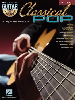 Classical Pop: Guitar Play-Along Volume 90 (HL-00700469)
