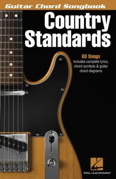 Country Standards: Guitar Chord Songbook (HL-00700608)