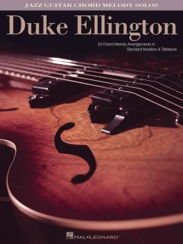 Duke Ellington: Jazz Guitar Chord Melody Solos (HL-00700636)