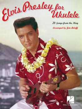 Elvis Presley for Ukulele (HL-00701004)