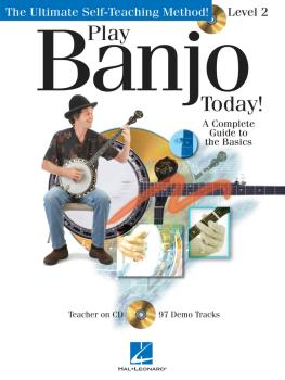 Play Banjo Today! (Level 2) (HL-00701006)