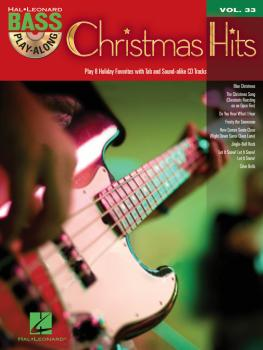 Christmas Hits: Bass Play-Along Volume 33 (HL-00701197)