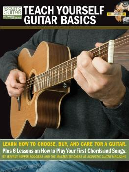 Teach Yourself Guitar Basics: Learn How to Choose, Buy and Care for a  (HL-00701232)
